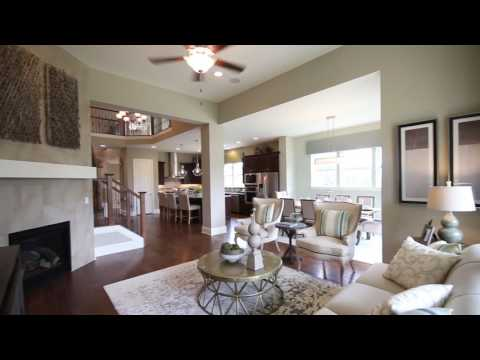 The Martinwood Plan at Enclave at Grove in Glenview, IL - by David Weekley Homes