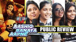 Aashiq Banaya Aapne Song Public Review | Honest Review | Hate Story IV | Urvashi Rautela