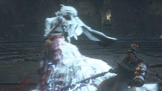 Bloodborne: Yharnam Pthumerian Queen Secret Boss Fight (1080p)