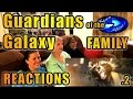 Guardians of the Galaxy FAMILY Reactions 2