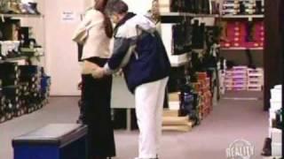 Camara oculta- Levantame la falda