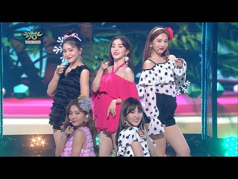 Red Velvet - With You銋k爤霌滊波氩� - 頃� 鞐鞚� 韥Μ鞀る鞀� [Music Bank Ep 941]