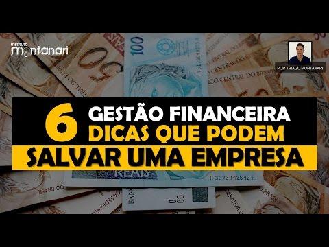 Gestão financeira: 6 dicas que podem salvar uma empresa