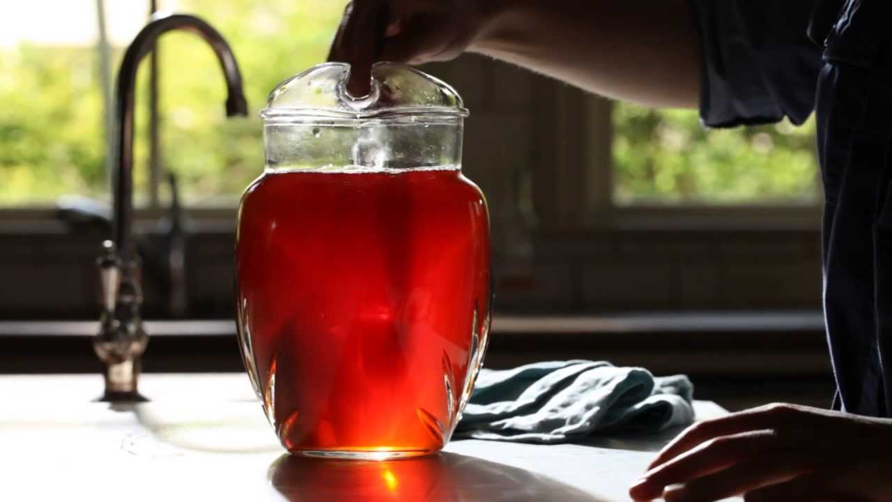 How to Make Classic Southern Sweet Tea   Southern Living - YouTube
