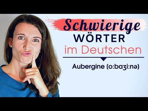 Deutsche Aussprache verbessern