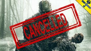 The Real Reason Swamp Thing Was Canceled