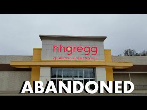 Abandoned HHGregg - Dickson City Pa