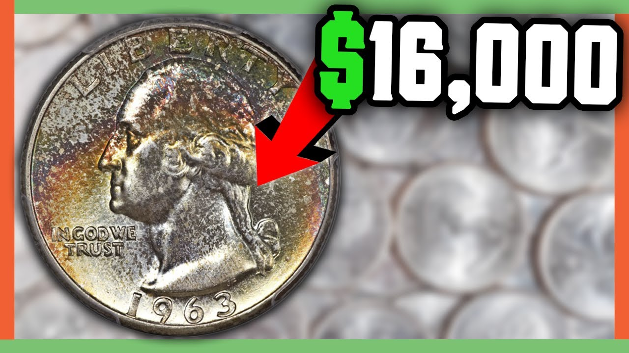 16000 RARE QUARTERS WORTH MONEY