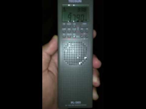 CHINA RADIO INTERNATIONAL - English - 9790 KHZ - 03:38 UTC