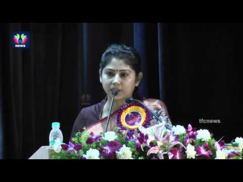 IAS Smitha Sabharwal Excellent Speech About Women Empowerment | TFC News