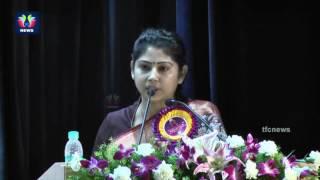 IAS Smitha Sabharwal Excellent Speech About Women Empowerment | TFC News