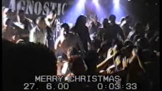 Agnostic Front - Victim in Pain & Your Mistake, Greece 2000