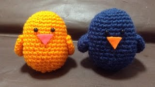Crochet A Cute Amigurumi Bird - Diy Crafts - Guidecentral