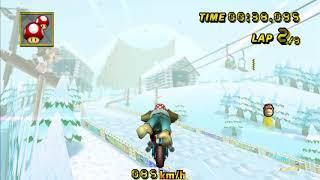 (MKW TAS) - DK's Snowboard Cross - 1:36.754