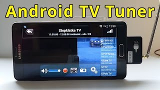 TV tuner for Android - iDTV - Watch TV on Your Phone without internet