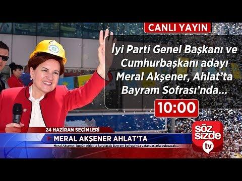 Meral Akşener, Ahlat'ta Bayram...