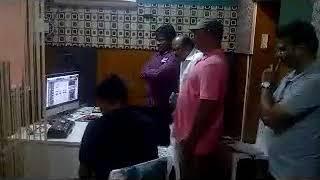 Vettaruva Vel Kambu Song Making💙💚 vatham songs💙💚Sathankulam videos