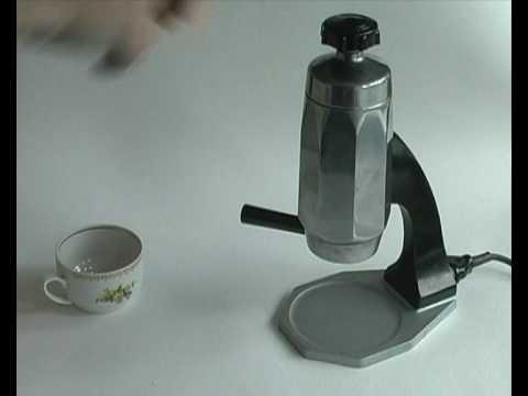 Maker espresso bar kalorik pump 15