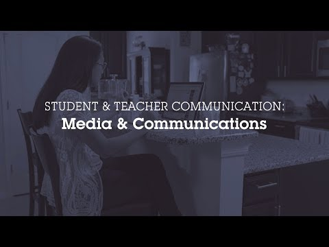 Student & Teacher Communication: Media Communications | Full Sail University