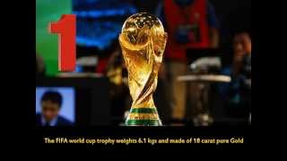 FIFA World Cup 2014 -10 Interesting Facts