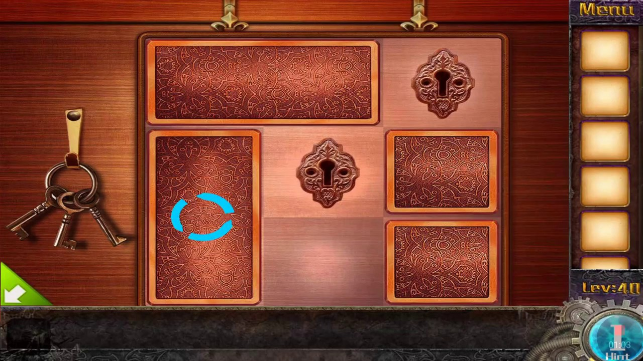 Escape Game 50 Rooms 1 Level 40 Walkthrough Youtube