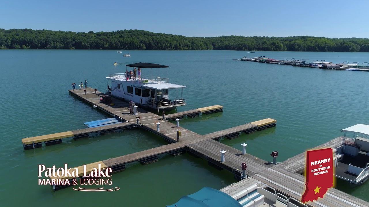 Patoka Lake Marina & Lodging