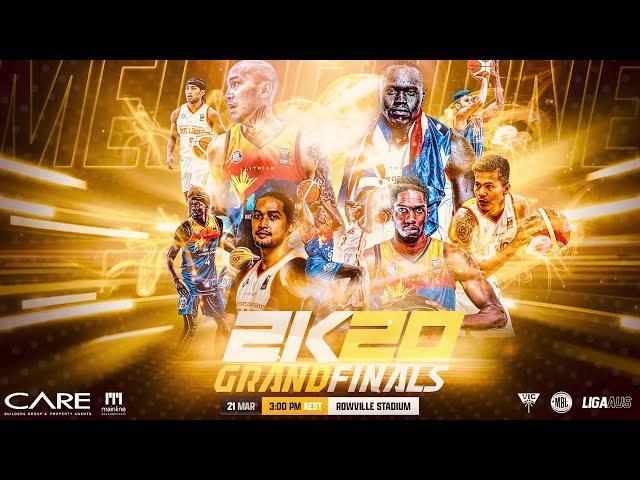 2K20 MBL Grand Finals Trailer