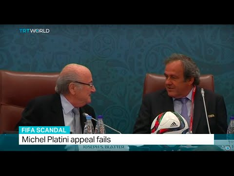 Michel Platini appeal fails, TRT World Sport Correspondent Semra Hunter weighs in