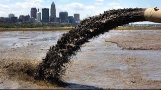 Lake Erie Toxic Blob Threatening Cleveland Water Supply