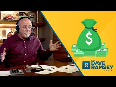 What Your Actions Say About You! - Dave Ramsey Rant