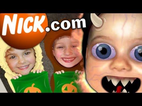 That Time Nick.com Gave Everyone Nightmares