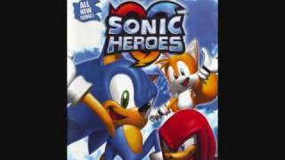 Sonic Heroes - Mystic Mansion (Looped)