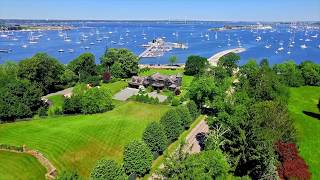 Shingle-Style Contemporary Home in Newport, Rhode Island | Sotheby