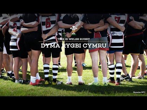 Dyma Rygbi Cymru | WRU TV