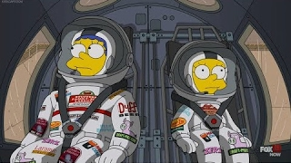 The Simpsons -  Lisa goes to Mars Part 2