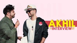 Akhil's Candid Interview | Khaab | Gaana Crossblade Music Festival