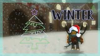 Roblox | Working for Santa Claus at North Pole