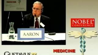 Henry J. Aaron Q&A at Nobel Conference 42