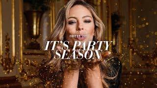 The Party Guide | Dress up, it's Party Season | Mathilde Gøhler, Mina Milutinovic, Kseniya Belousova