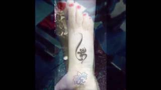 Tatuajes Pequeños Para Practicantes De Yoga By Tatuajes