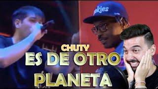 CHUTY VUELVE EN MODO DIOS! - CHUTY Y BTA VS INVERT Y GAZIR -  ENTRESDOSUNO.COM
