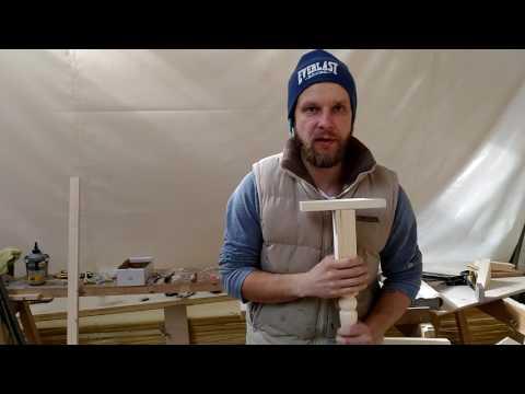 Как крепятся балясины к перилам