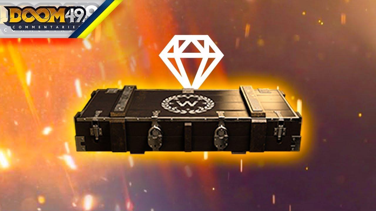 Battlefield 1 Super Rare Edition Spectacular Battlepack unboxing