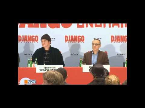 Christoph Waltz vs. Presse (Django Unchained)