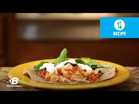 Easy Salsa Chicken   Healthy Recipes