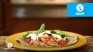 Healthy Recipes: Easy Salsa Chicken
