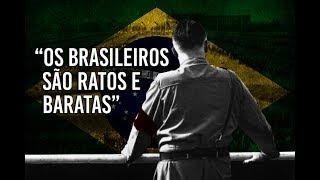 O dia em que Hitler chamou os brasileiros de ratos e baratas (Felipe Dideus)