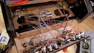 My Mame Cab Conversion - Wiring - [part 3]