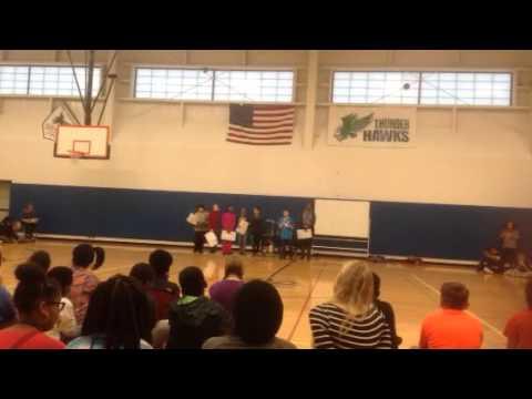 Autism awareness 2016 Tapestry Charter School