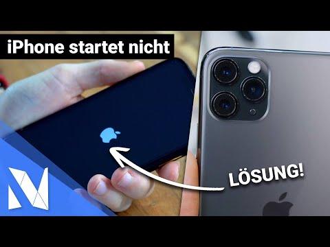 IPhone Geht NICHT Mehr An! - So Löst Du Das Problem! (2020) | Nils-Hendrik Welk